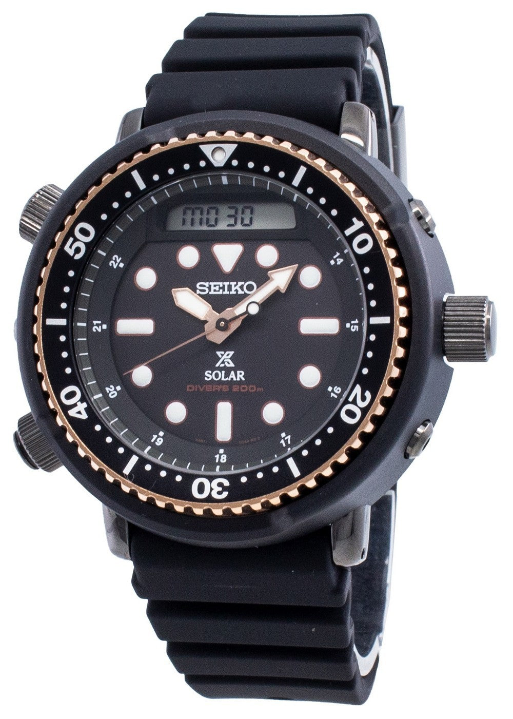 PROSPEX Diver's SNJ028P1 Solar 200M Men's Watch