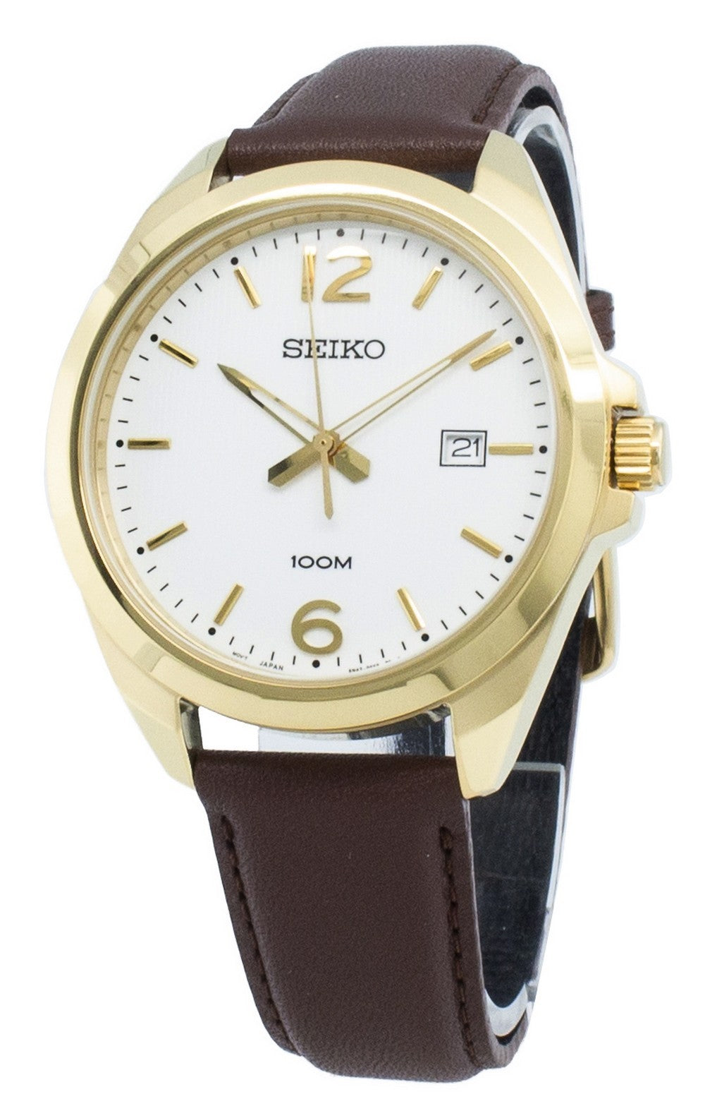 Seiko Classic SUR216P SUR216P1 SUR216 Quartz Men's Watch