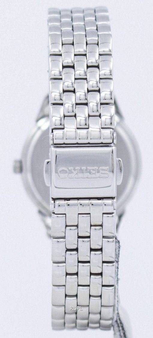 Seiko Quartz Diamond Accent SUR691 SUR691P1 SUR691P Women's Watch