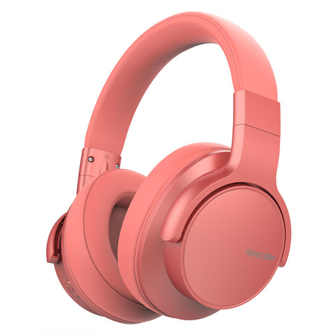 Mixcder E7 [2019 Upgraded] Wireless Active Noise Cancelling Headphones