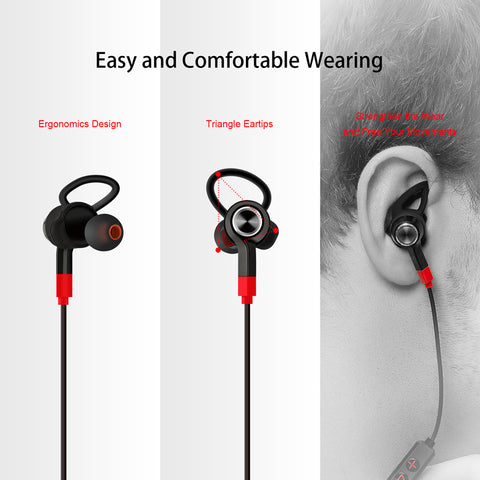 Mixcder Flyto Wireless Bluetooth V4.1 Sports Earphones