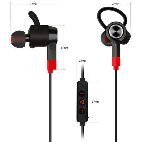 Mixcder Flyto Wireless Bluetooth V4.1 Sports Earphones - Sell in USA Only