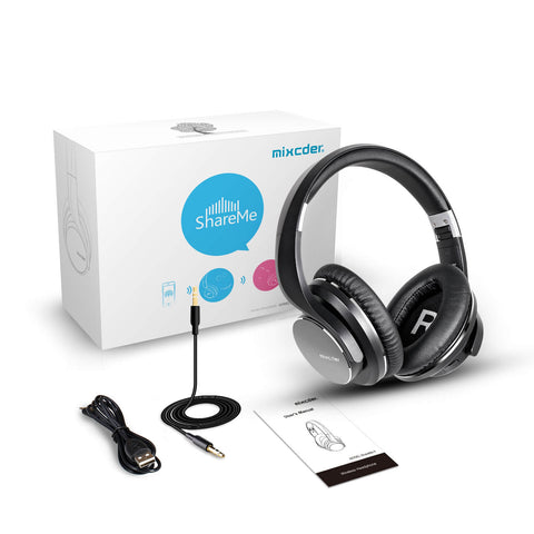 Mixcder ShareMe 5 Bluetooth V4.1 Headphones - Sell in USA Only