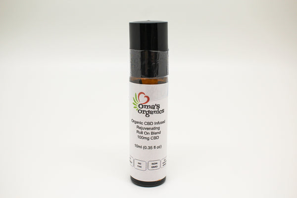 Rejuvenating Blend Roller Bottle
