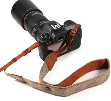 Load image into Gallery viewer, Vintage Camera Strap