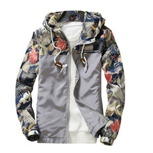 Load image into Gallery viewer, Mens Floral Jacket