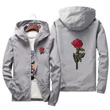 Load image into Gallery viewer, Rose Windbreaker