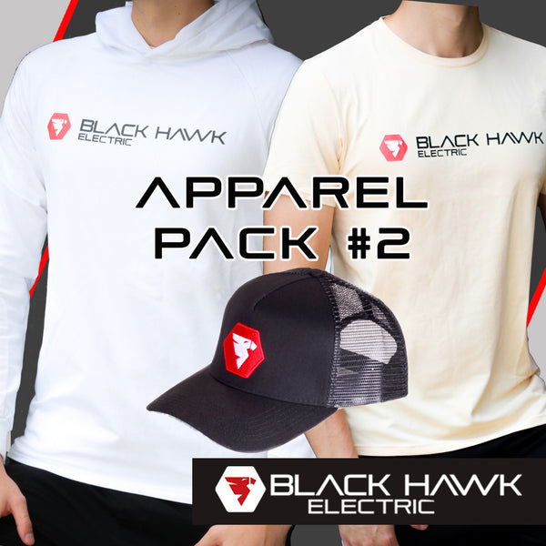 Black Hawk Apparel Pack #2
