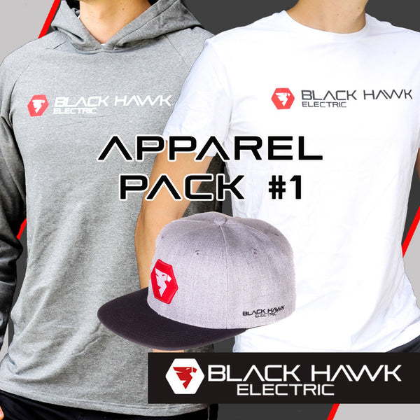 Black Hawk Apparel Pack #1