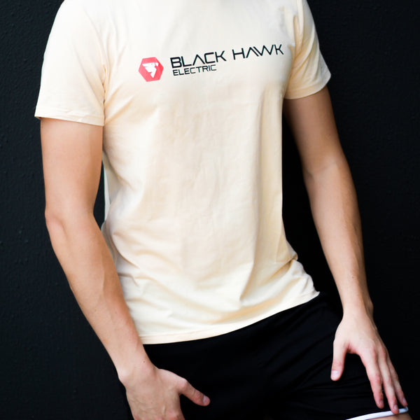 Black Hawk Beige Tee
