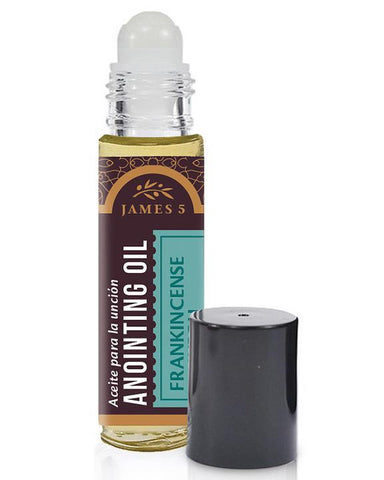 Aceite Para Ungir Frankincense Y Mirra 1/3 Oz Roll On