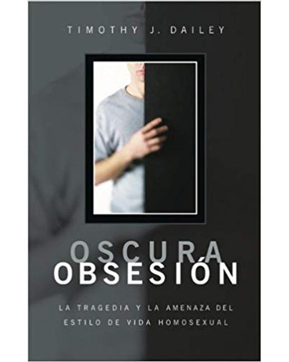 Oscura Obsesion-Timothy J. Dailey