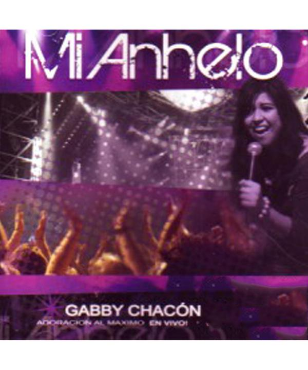Mi Anhelo-Gabby Chacon