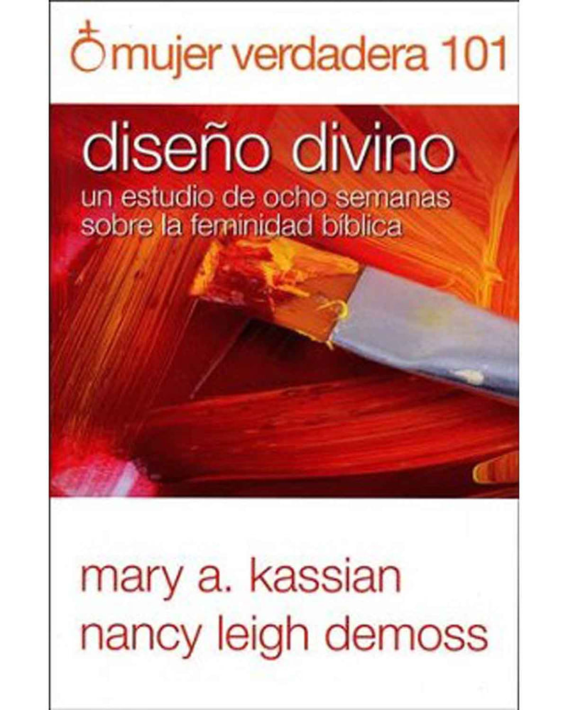 Diseno Divino-Nancy Leigh Demoss