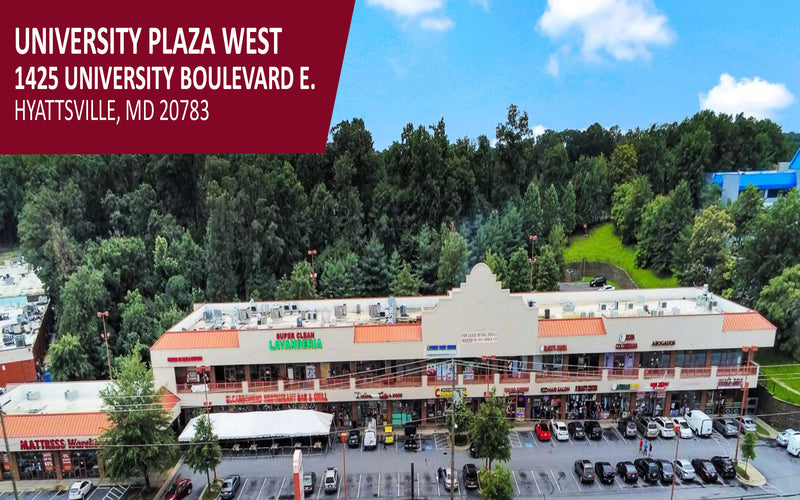 University Plaza West Shopping Center