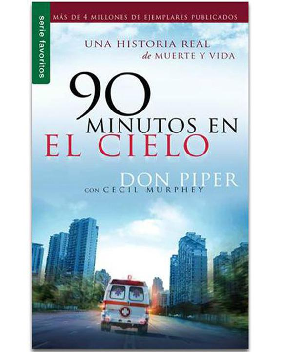 90 Minutos En El Cielo-Don Piper