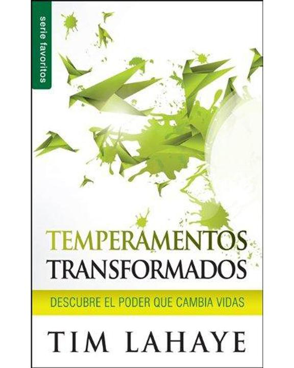 Temperamentos Transformados-Tim Layahe
