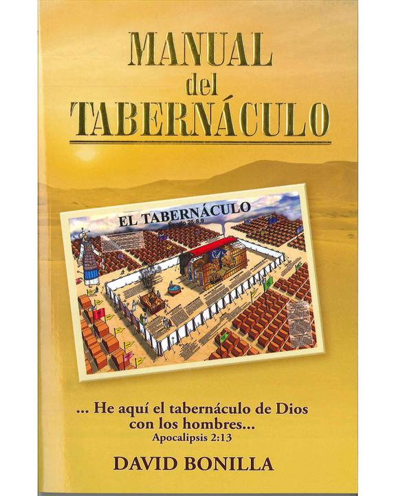Manual Del Tabernaculo-David Bonilla