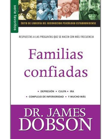 Familias Confiadas Vol.2-James Dobson