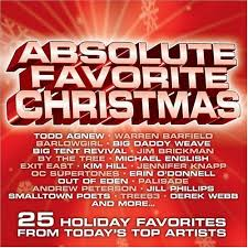 Absolute Favorite Christmas Songs- CD