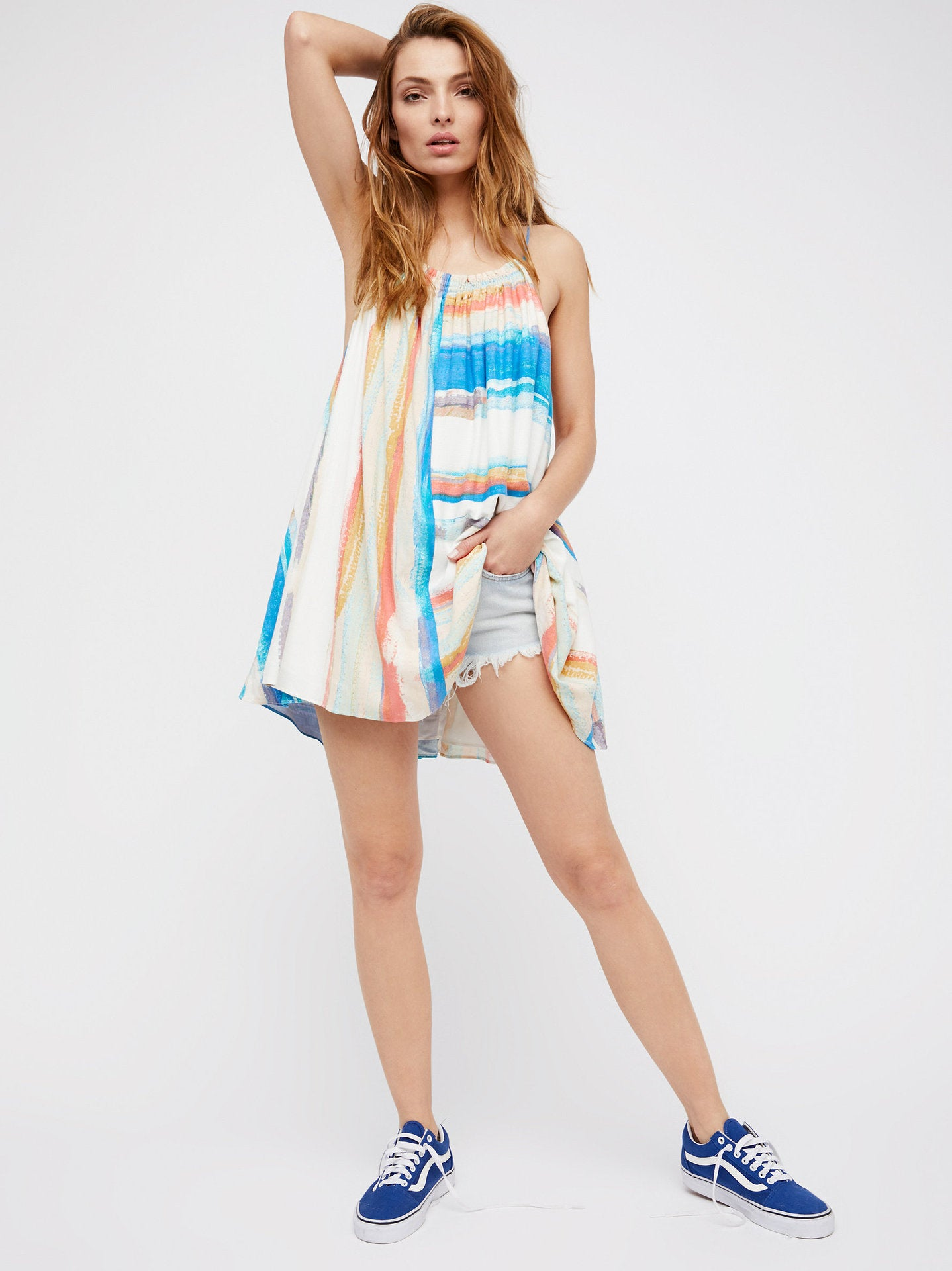 casual boho chic dress