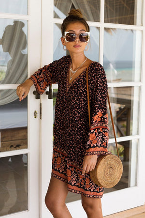 Open image in slideshow, kaftan dress