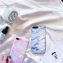 Load image into Gallery viewer, ROSE PINK MARBLE CASE - Cases by Klein