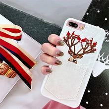 Load image into Gallery viewer, REINDEER CARD HOLDER CASE - Cases by Klein