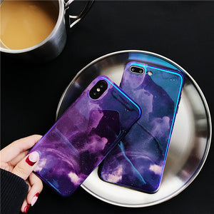 PURPLE GALAXY CASE - Cases by Klein