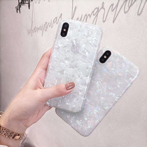 WHITE OPAL CASE - Cases by Klein
