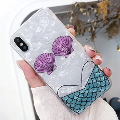 MERMAID CLEAR CASE - Cases by Klein