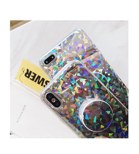 HOLOGRAM WITH POPSOCKET - Cases by Klein