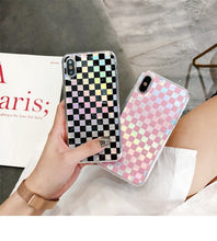 Load image into Gallery viewer, HOLO CHECKERED CASE - Cases by Klein