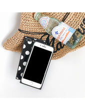 Load image into Gallery viewer, BLACK POLKA DOT CASE - Cases by Klein