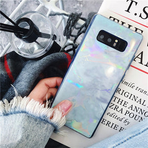 HOLO MARBLE SAMSUNG CASE - Cases by Klein