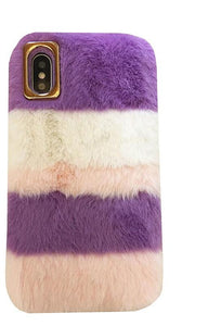 PURPLE FUR CASE - Cases by Klein