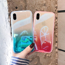 Load image into Gallery viewer, OMBRE GLITTER CASE - Cases by Klein