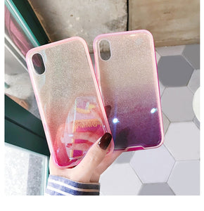 OMBRE GLITTER CASE - Cases by Klein