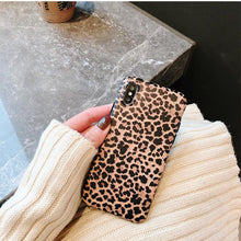 Load image into Gallery viewer, LEOPARD PHONE CASE - Cases by Klein