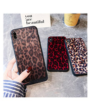 Load image into Gallery viewer, BROWN LEOPARD CASE - Cases by Klein
