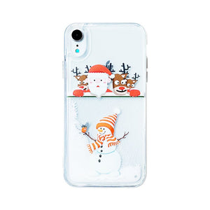 CHRISTMAS GLITTER CASE - Cases by Klein