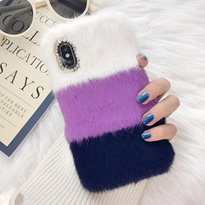 STRIPED FUR CASE - Cases by Klein