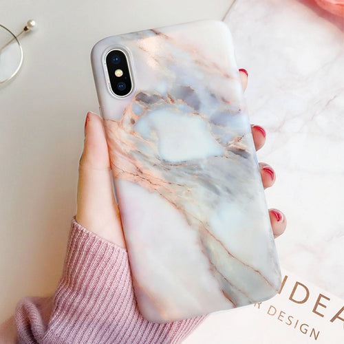 PASTEL HAZE MARBLE CASE - Cases by Klein