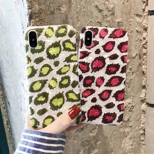 LEOPARD OPAL CASE - Cases by Klein