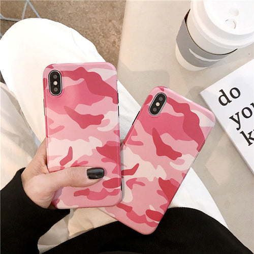 PINK CAMOUFLAGE CASE - Cases by Klein
