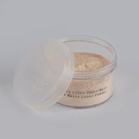 Ultralicht Loose Powder Perfect Finishing Natural Oil Control Minimaliseert fijne porielijn