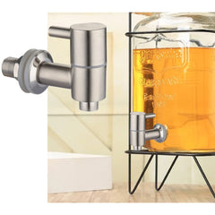 Bar Accessoires Rvs Bar Water Drink Wijn Vat Spigot Kraan Tap Drank Dispenser Water Dispenser Onderdelen Bar