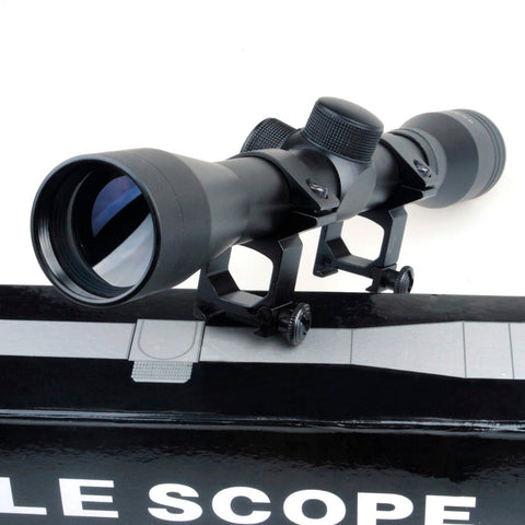 CVLIFE Tactische 4x32 Air Rifle Optics Sniper Scope Sight Jacht Scopes
