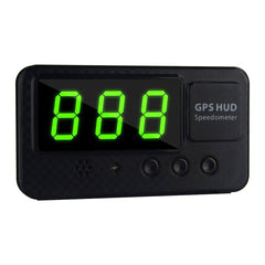 Digitale Auto GPS Snelheidsmeter C60S Snelheid Display KM/h MPH Voor Auto Trucks Bike Motorcycle Head Up Display Auto met Dan Snelheid Alarm