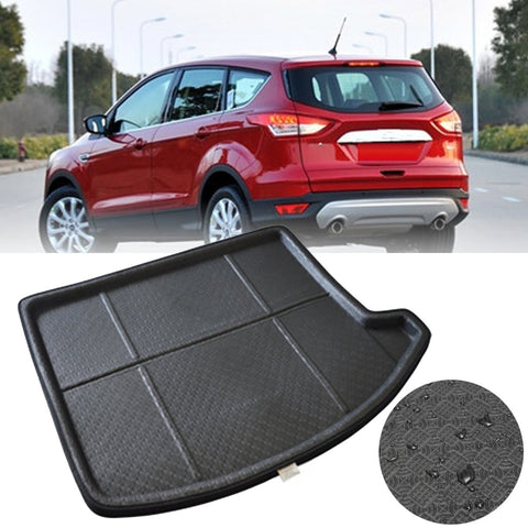 Voor Ford Escape Kuga~Kofferbak Cargo Boot Liner Tray Protector Mat Auto Matten